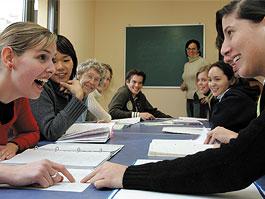 Spanischunterricht an unserer Schule in Salamanca