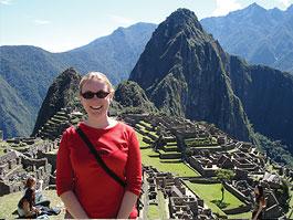 Besuchen Sie Machu Picchu, Peru